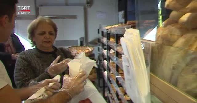 Başkent'te ekmeğe yüzde 16 zam