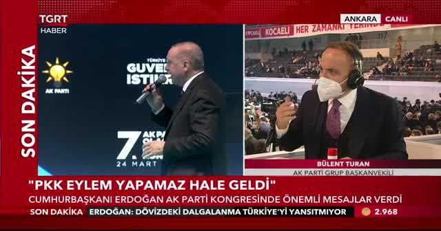 Bülent Turan, Boynukalın ile ilgili tweetine açıklık getirdi