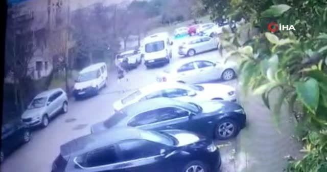İstanbul'da dehşet: Yaşlı kadın 10 metre sürüklendi