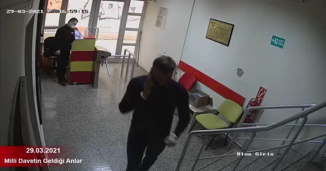 Göztepe, Alpaslan Öztürk'ün Milli Takım'a davet edildiğini öğrendiği an yaşadığı sevincin görüntülerini paylaştı