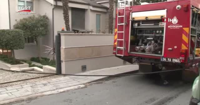 Ünlü komedyen Cem Yılmaz'ın evinde yangın çıktı
