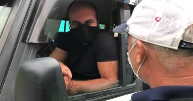 Koronaya inat minibüsten 28 kişi çıktı