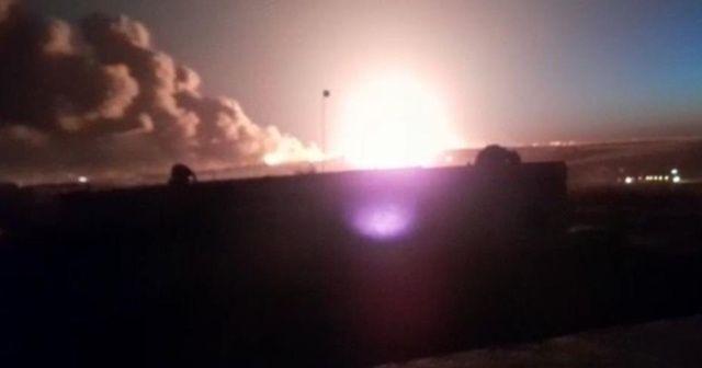 Suriye'de çifte saldırı