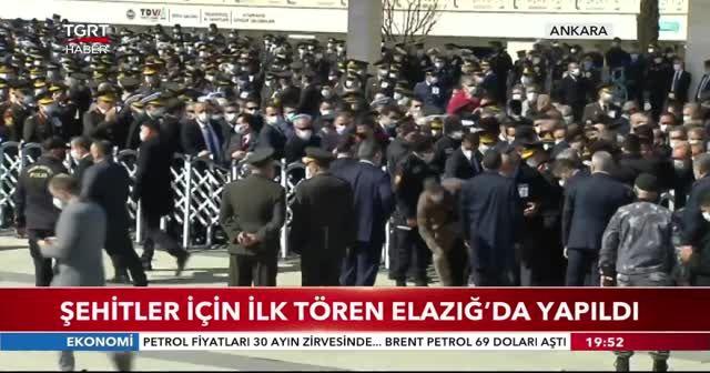 Türkiye kahramanlarını uğurladı