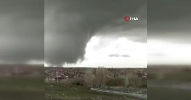 Yozgat'ta korkutan görüntü