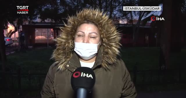 Zeynep Kamil Hastanesi'nde korkutan yangın