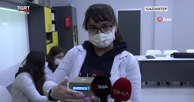 5 dakikada virüsü tespit ediyor