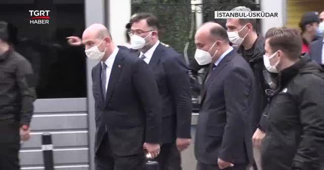 Erdoğan, iftarını polisler ile beraber açtı