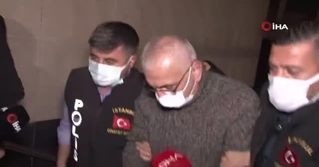 Hukuk bürosunda 3 kişiyi öldüren zanlı Gayrettepe Asayiş Şube Müdürlüğüne getirildi