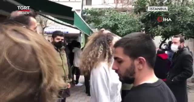 İbrahim Tatlıses'in kızı saldırıya uğradı