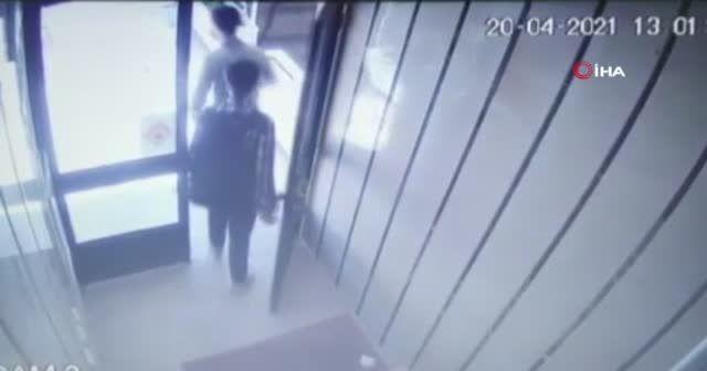 Kadıköy ve Üsküdar'da evlerden hırsızlık yapan şüpheliler yakalandı