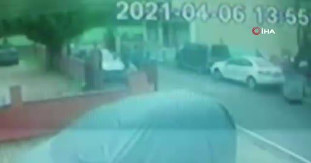 Kartal'da 4 kişi öldüren zanlı güvenlik kamerasında