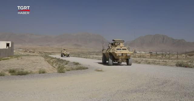 ABD'den Yunanistan'a zırhlı araç hediyesi