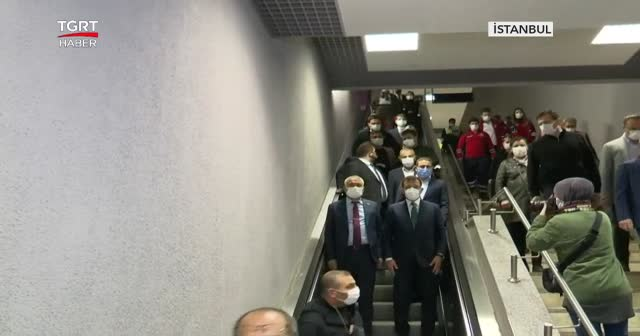 Ataköy- İkitelli Metro Hattı'nda sona doğru
