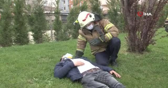 Ataşehir'de zincirleme kaza: 3 yaralı