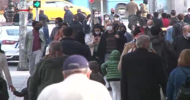 İstanbul koronavirüs alarmı veriyor