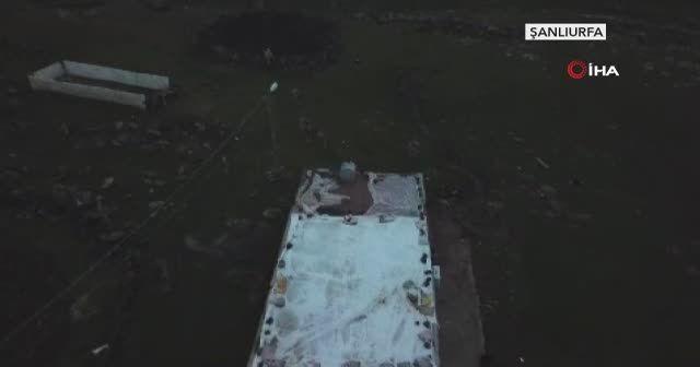 Jandarmadan drone destekli operasyon