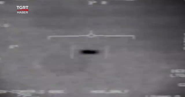 Pentagon doğruladı 'UFO' görüntüsü gerçek