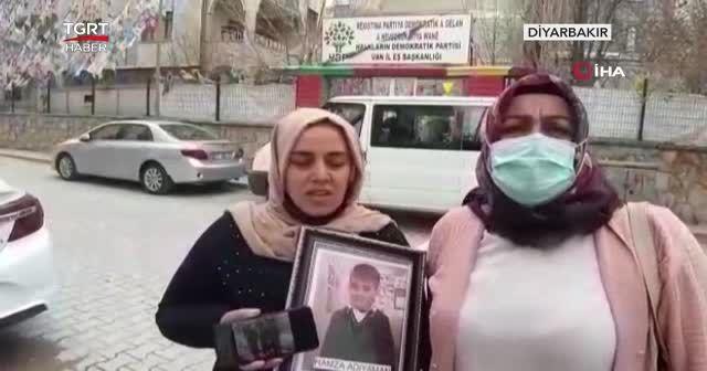 PKK 8 yaşındaki Hamza'yı da dağa kaçırdı