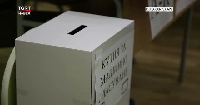 Seçimleri Borisov'un partisi kazandı