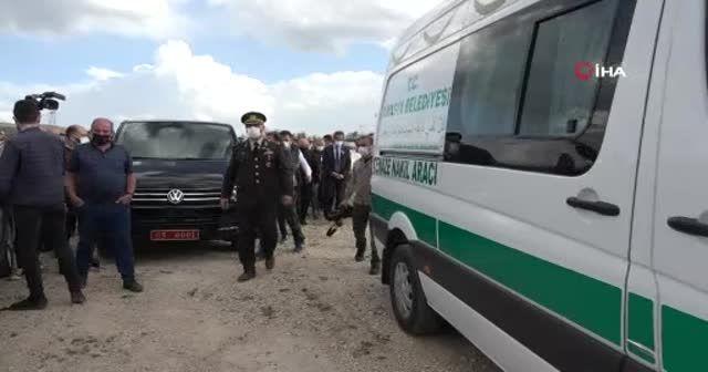 Şehit Uzman Onbaşı Hüsamettin Gökçe Amasya'da son yolculuğuna uğurlandı