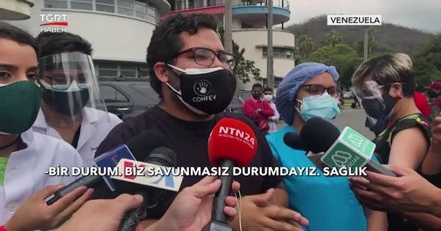 Tıp öğrencileri aşı istiyor