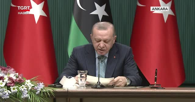 Türkiye'den Libya'ya aşı jesti
