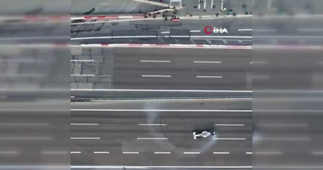 Vali Yerlikaya'dan Formula 1 paylaşımı: