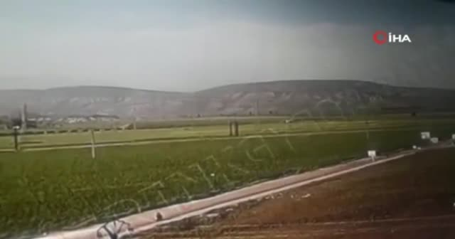 Afrin'de roket saldırısı: 1 çocuk öldü