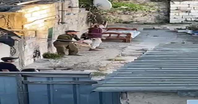 Bir yanda İsrail bombaları bir yanda yerleşimci terörü