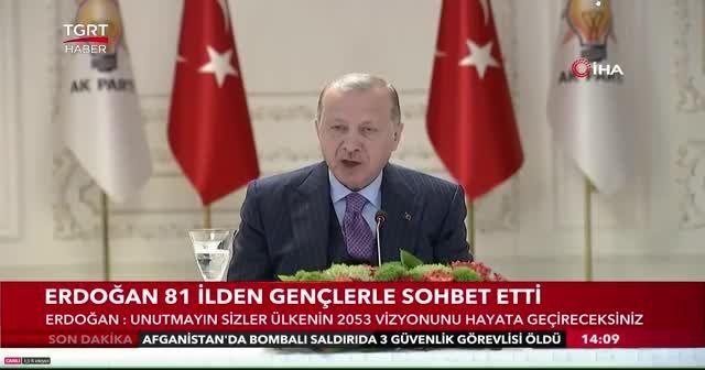 Erdoğan, normalleşme takvimi için tarih verdi