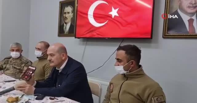 Erdoğan Mehmetçiğin bayramını kutladı