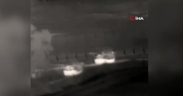 İşgalci İsrail Gazze'ye böyle saldırdı