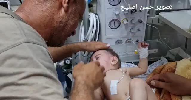 Kardeşleri şehit olan bebek enkazdan sağ çıkarıldı