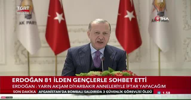 Cumhurbaşkanı Erdoğan'dan üniversite öğrencilerine müjde