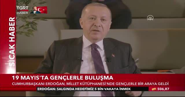 Cumhurbaşkanı Erdoğan: Yakında petrol müjdesi alırsanız şaşırmayın