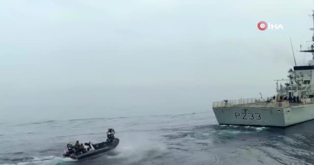 İngiltere'de Kraliyet Donanması