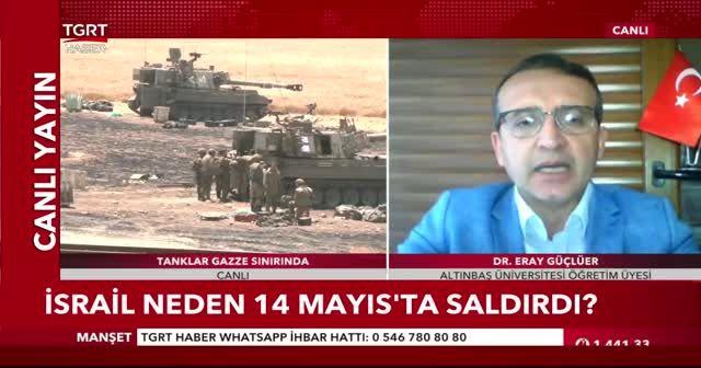 İsrail'in Gazze saldırısında 14 Mayıs detayı