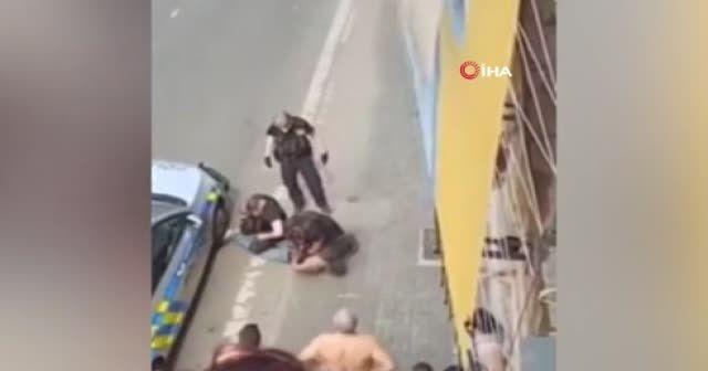 Çekya'da polisin sert müdahalesi ölüm getirdi