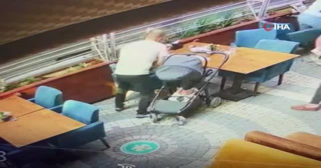 Dehşet: Eşinin başına önce bardakla vurdu, sonra bıçakla saldırdı