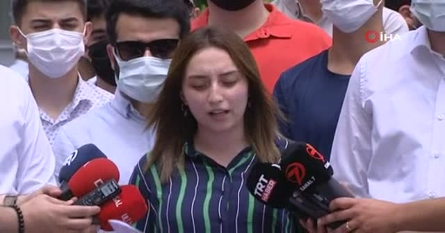 Gençlerden Kılıçdaroğlu'na YKS davası