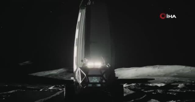 Avrupa Uzay Ajansı, Ay'daki ilk kolonilerin nasıl görüneceğini paylaştı