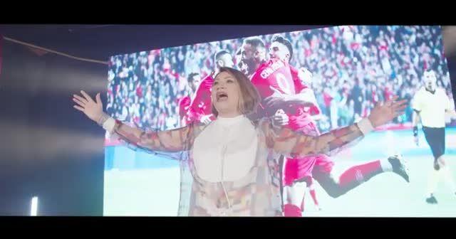 Azerin'den Milli Takım'a şarkılı destek