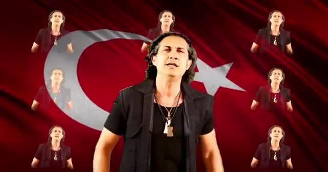 Kıraç'ın milli takım şarkısı sosyal medyayı salladı
