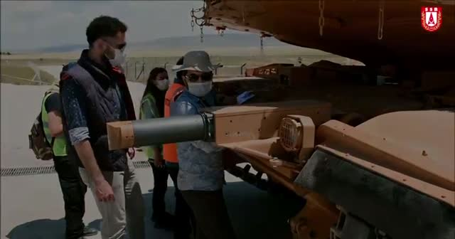 Tankların çelik yeleği