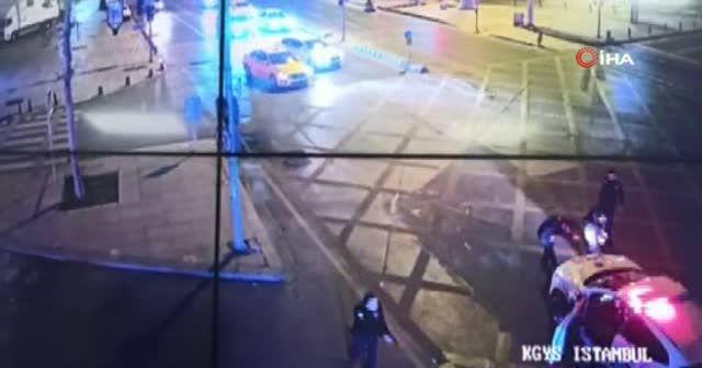 Polis suç makinesini böyle yakaladı