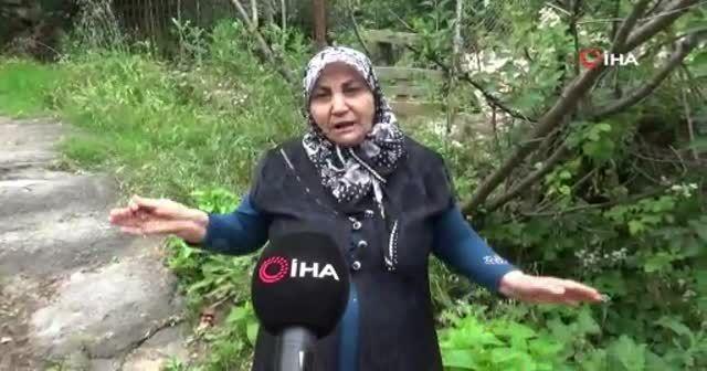 Sultangazi'de sokaklarına doğalgaz verilmeyen vatandaşlardan İGDAŞ'a tepki