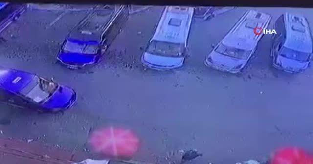 Ailece şoförü dövdüler