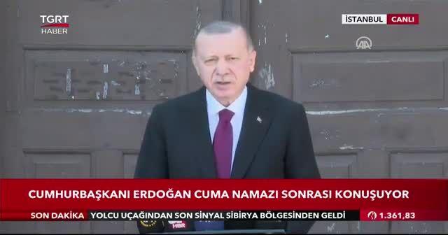 Cumhurbaşkanı Erdoğan: KKTC'de bir müjdemiz olacak