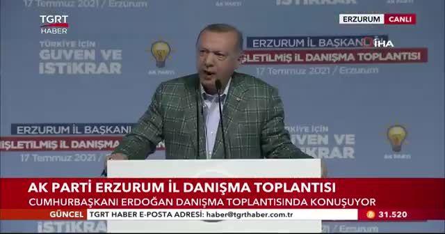 Cumhurbaşkanı Erdoğan: Kurban Bayramını Kıbrıs Türk Halkı ile idrak edeceğiz